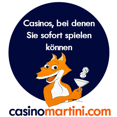 Casinos, bei denen Sie sofort spielen können