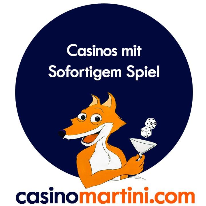 casinos mit sofortigem spiel