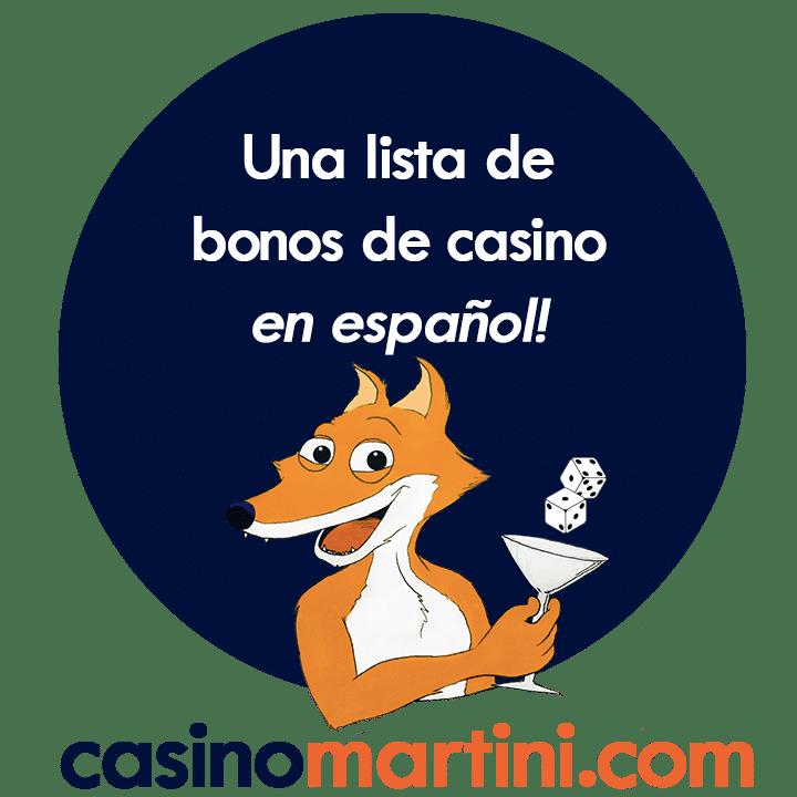 Encuentra bonos de casino en los mejores casinos online de España 2019