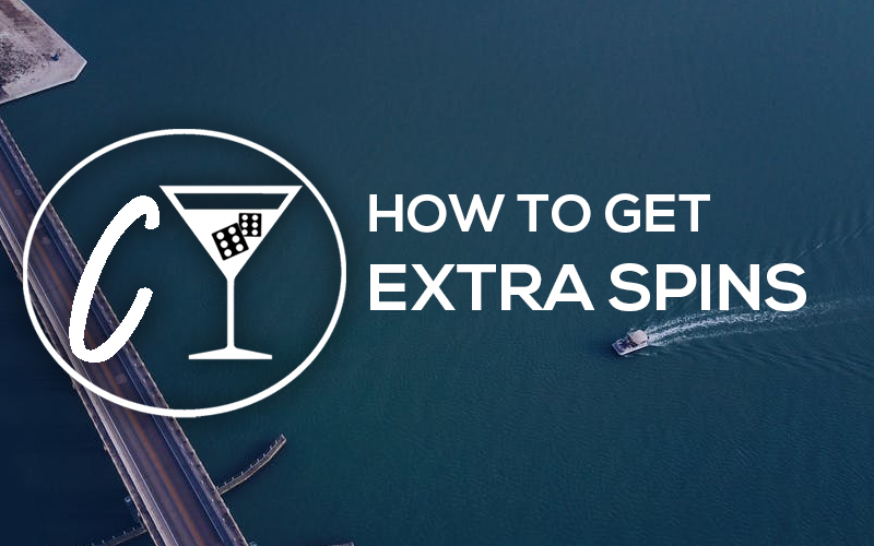 in this article i am going to explain how to get extra spins