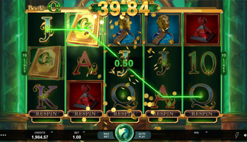 Book of oz play free video slot