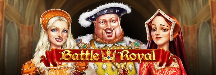 battle royal slot uk