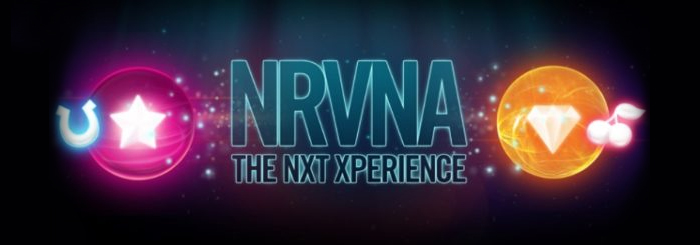 the nrvna nxt xperience slot