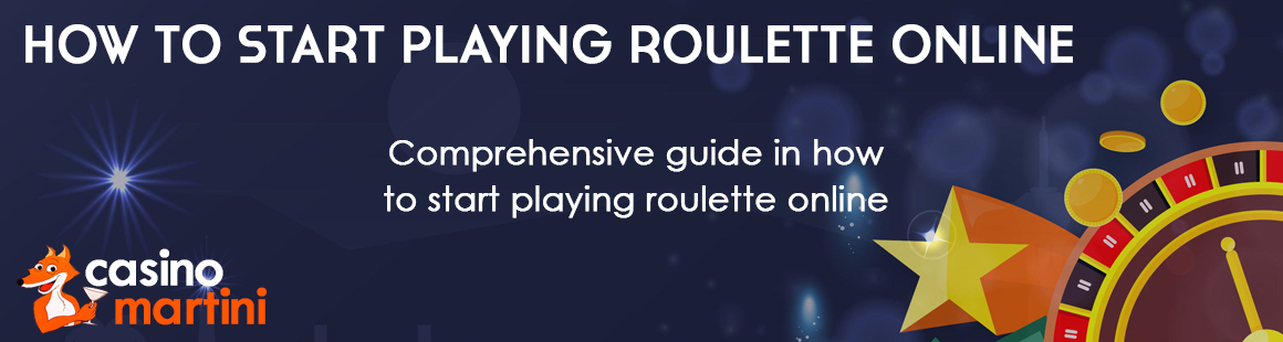 how to start playing roulette online