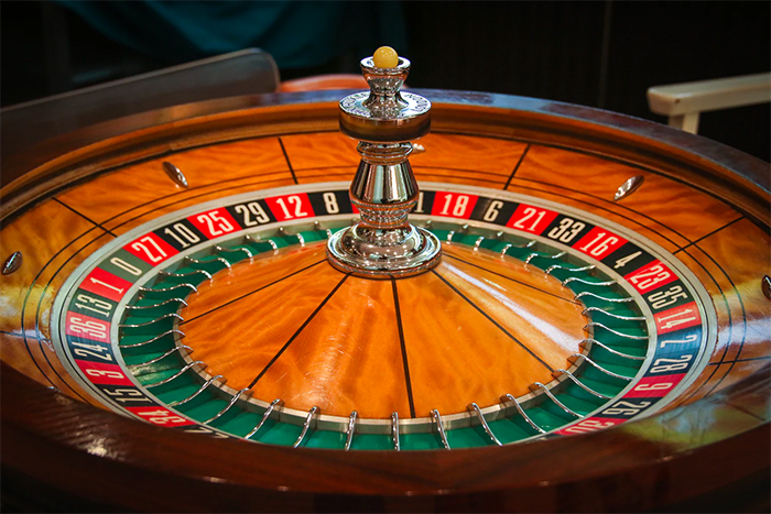 roulette casinomartini